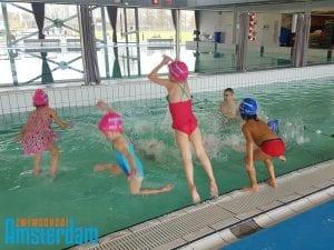 zwemlessen in Amsterdam