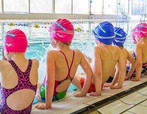 SuperSpetters bij Zwemschool Amsterdam