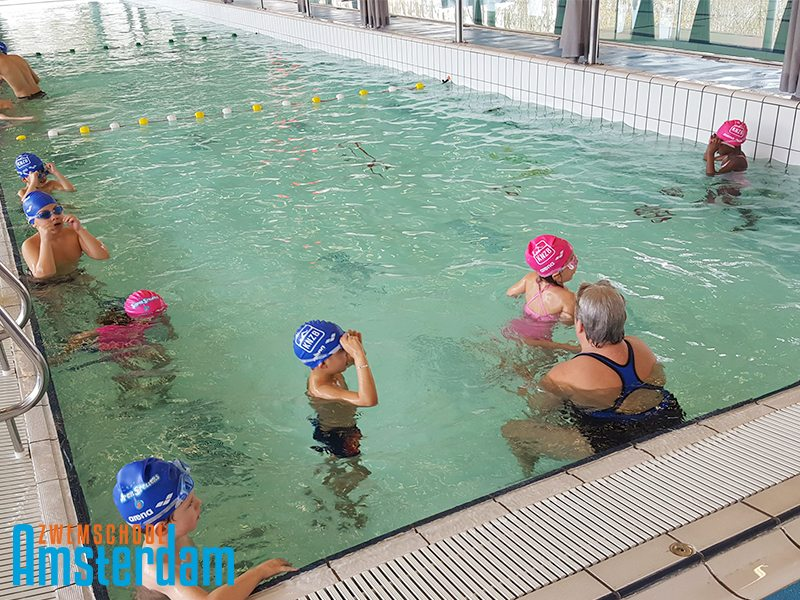 Zwemschool Amsterdam KNZB