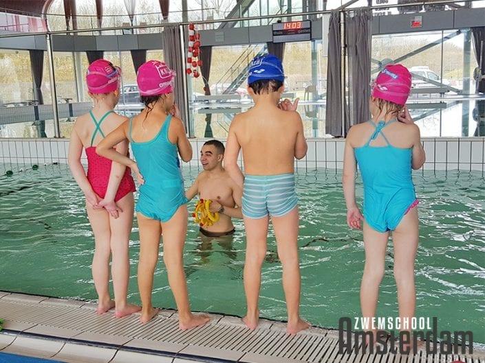 Zwemschool Amsterdam zwemles