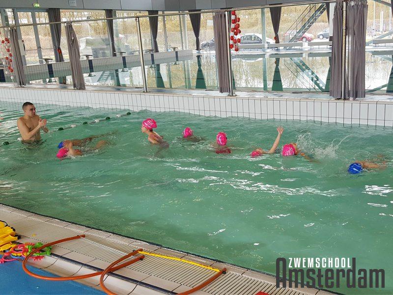 Zwemles Amsterdam zwemschool