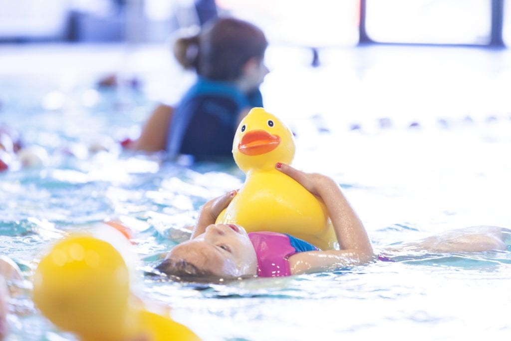 Zwemschool Amsterdam - Zwembad